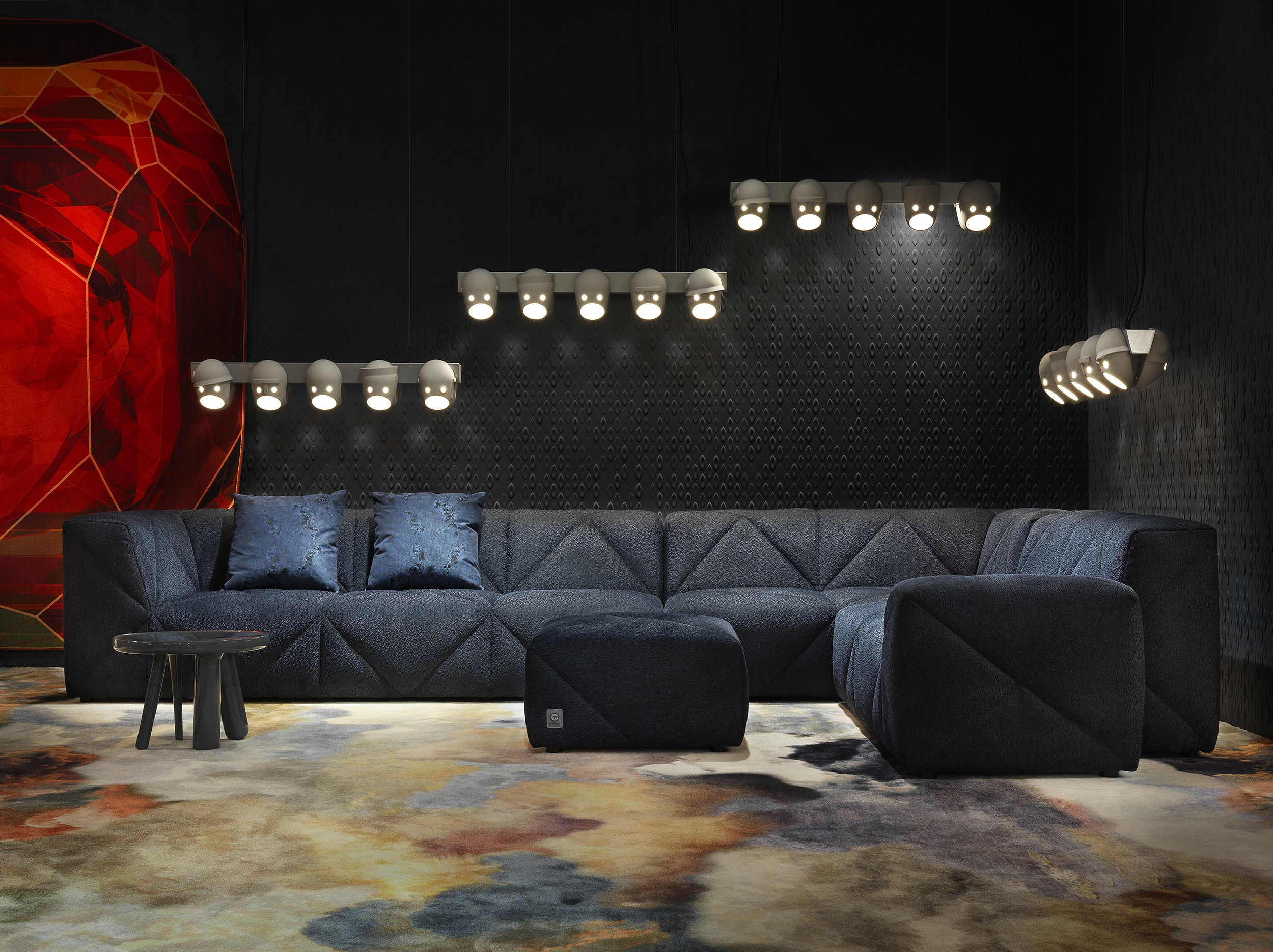 moooi - BFF Sofa & The Party