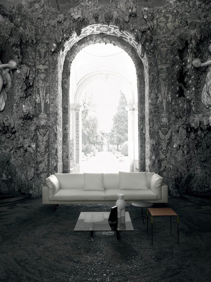 Living Divani - Floyd sofa von Piero Lissoni