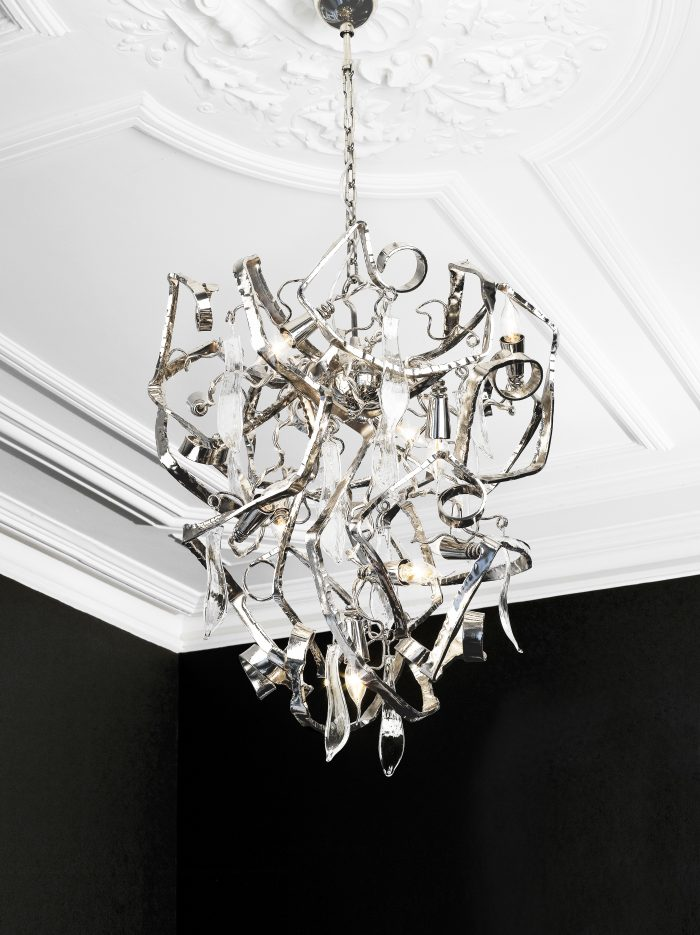 Brand van Egmond - Delphinium Chandelier Conical