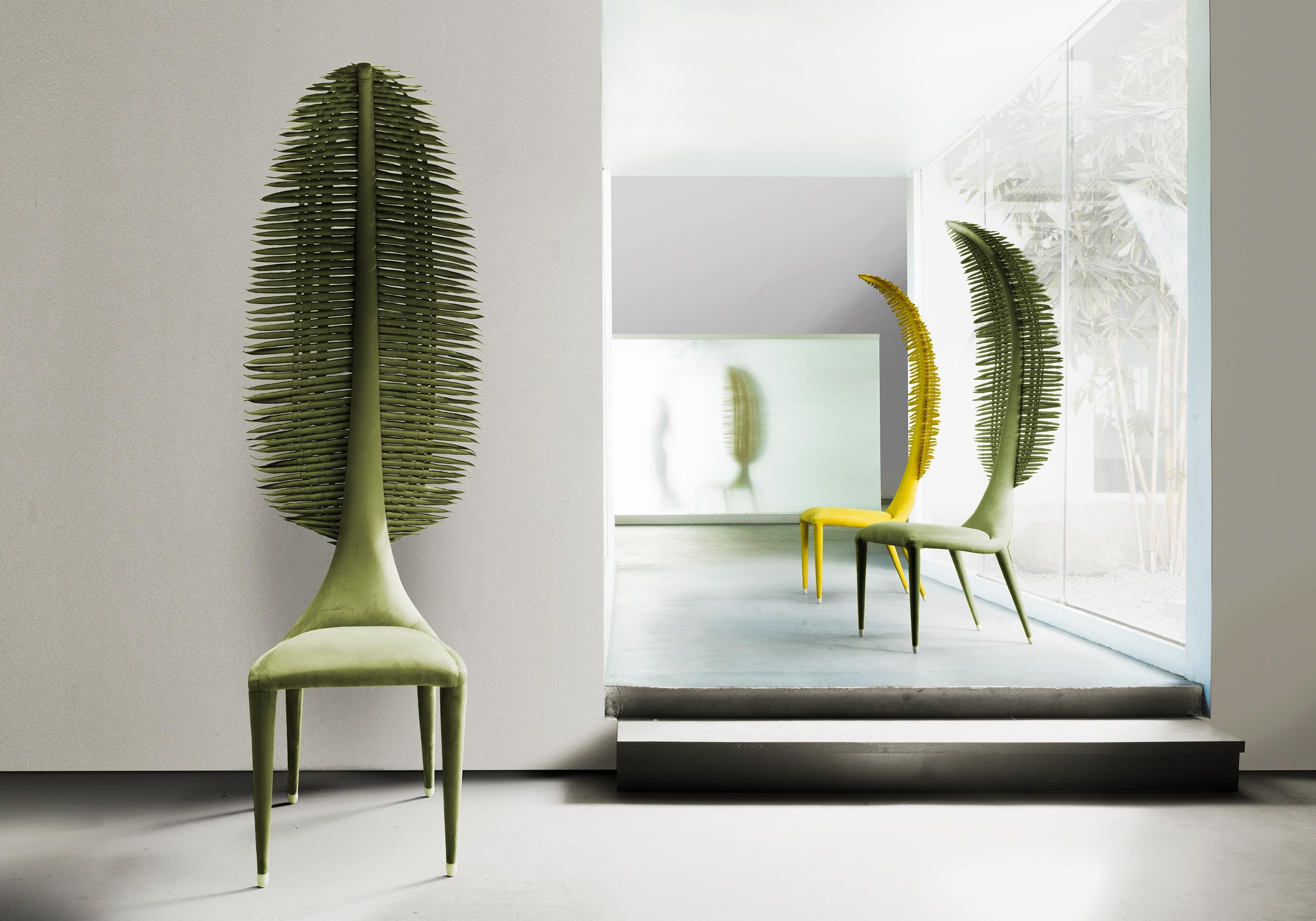 Kennethcobonpue - Zaza Side Chair