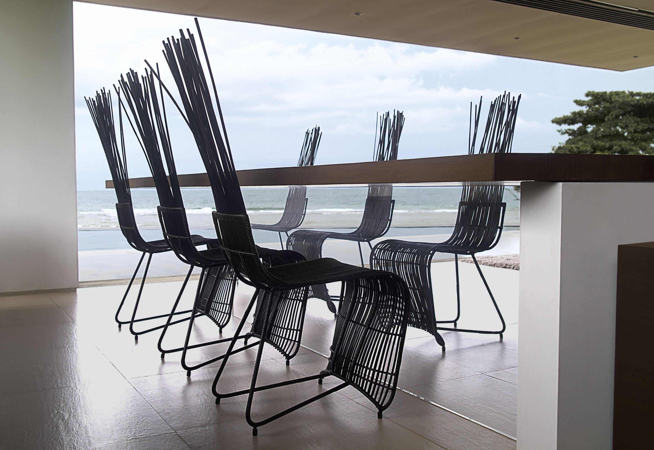 Kenneth Cobonpue - Yoda Easy Chair