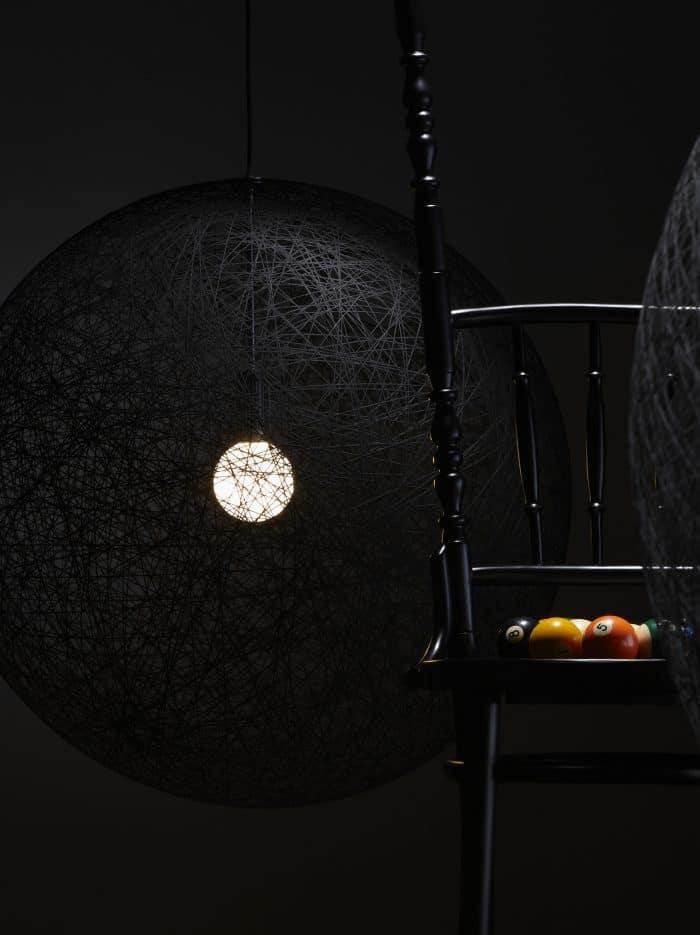 moooi - Random Light & Extension Chair