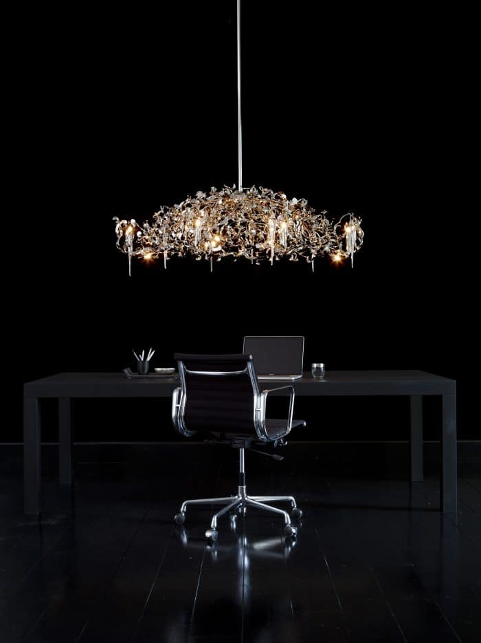Brand van Egmond - Flower Power Chandelier oval