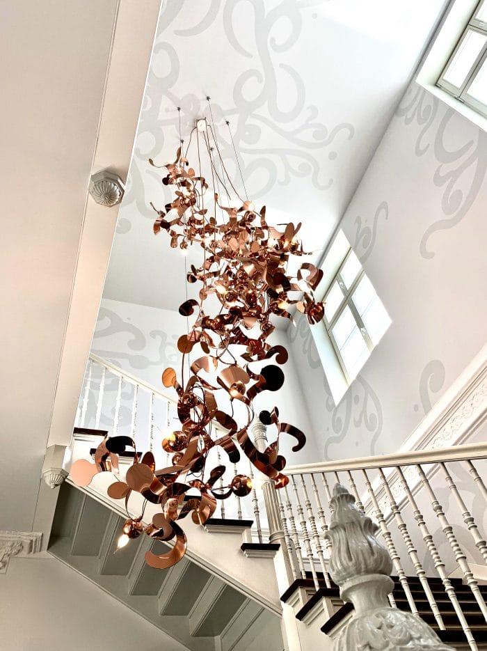 Brand van Egmont: Kelp Element in der Villa Lantz